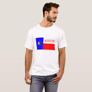 PRO-AUSTIN TEXAS FLAG VERSION T-Shirt