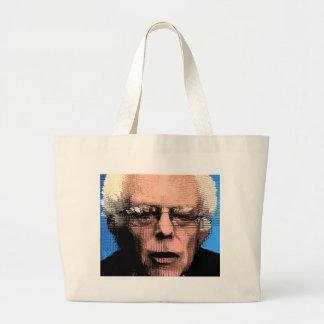 Pro-Bernie Sanders 2016 Large Tote Bag