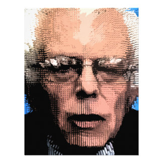 Pro-Bernie Sanders 2016 Letterhead Design