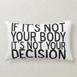 Pro Choice Lumbar Pillow