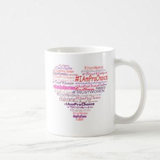 Pro coeur bien choisi tasse à café