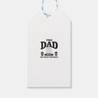 pro dad fairness in court gift tags