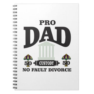 pro dad fairness in court notebooks