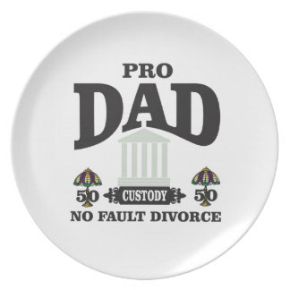 pro dad fairness in court plate