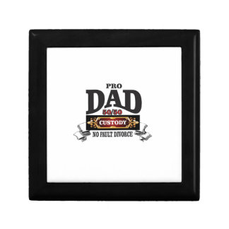 pro dad in custody courts gift box