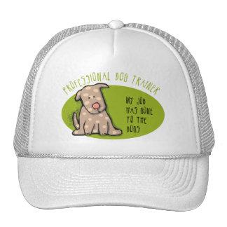 Pro Dog Trainer Trucker Hat