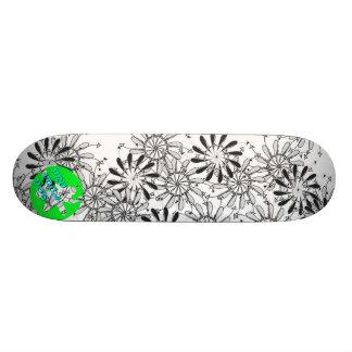Pro DOS de Pinflower de conception de Voca Skateboard Customisable