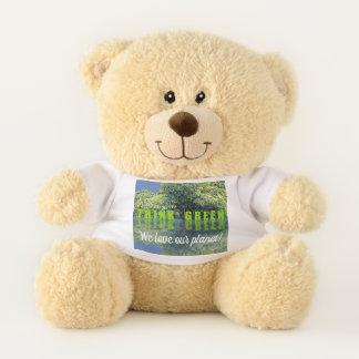 Pro-environment Bear