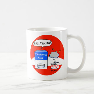 Pro Evangelical Christian Cartoon Humor Coffee Mug
