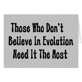 Pro-Evolution Card
