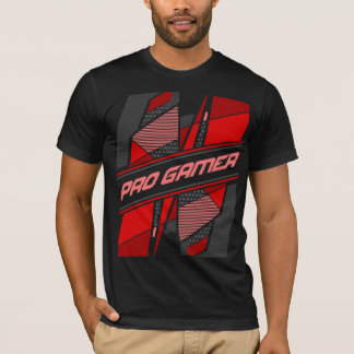 Pro Gamer (Abstract Geometry) T-Shirt