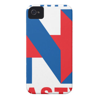 "Pro Hillary Clinton ""I'm with Nasty"" iPhone 4 Covers"