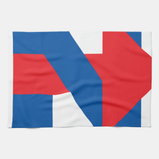 "Pro Hillary Clinton ""I'm with Nasty"" Kitchen Towels"