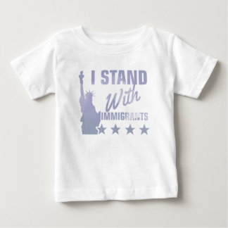 Pro immigration statue of liberty shirt