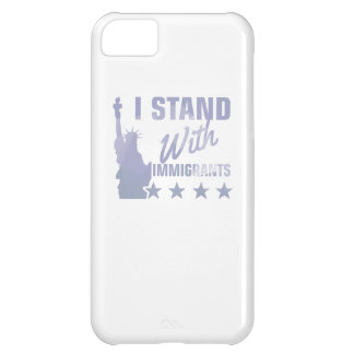 Pro immigration statue of liberty shirt iPhone 5C cases