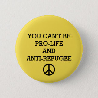 Pro life 2 inch round button