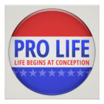 Pro Life Poster