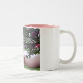 Pro-Life Two-Tone Coffee Mug