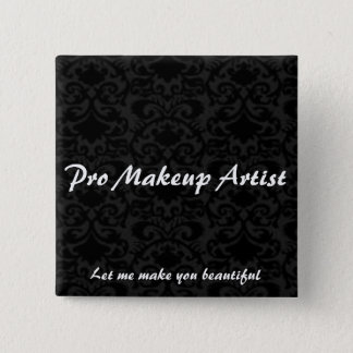 Pro Makeup Artist Pin