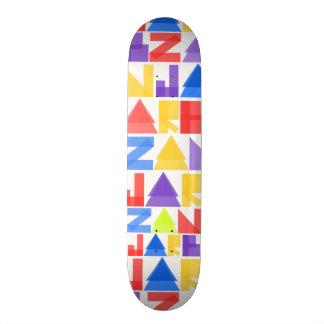 Pro modèle de Jarb - de Zan Skateboards