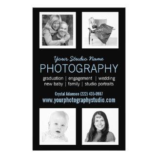 Pro Photographer Business Handout Flyer Design