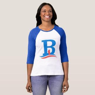 Pro-Sanders shirt is 100% cotton
