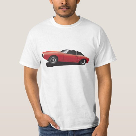 Pro Stock Drag Race Car T-Shirt