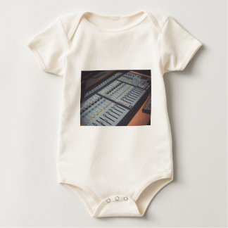 Pro Studio Music Studio Console Music Audio Studio Baby Bodysuit