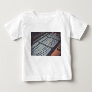 Pro Studio Music Studio Console Music Audio Studio Baby T-Shirt
