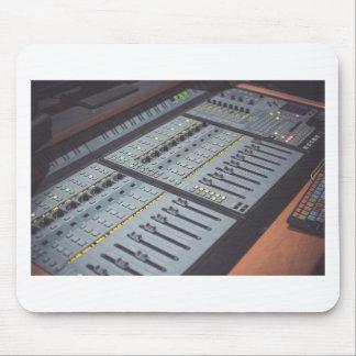 Pro Studio Music Studio Console Music Audio Studio Mouse Pad