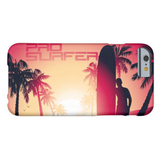 Pro Surfer st sunrise Barely There iPhone 6 Case