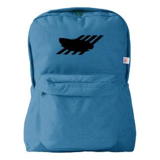 Pro Tribal American Apparel™ Backpack, Royal Blue Backpack