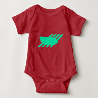 Pro Tribal Baby Bodysuit