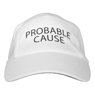 Probable Cause - Director's Cap