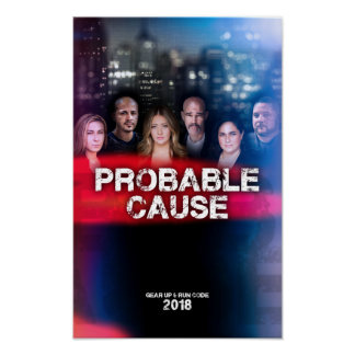 Probable Cause Teaser Poster