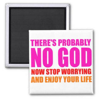 Probably No God Magnet