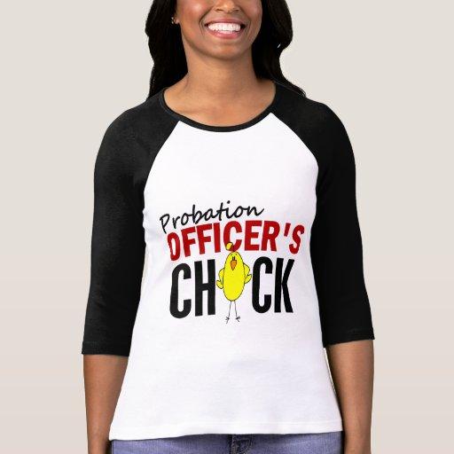 Probation Officer's Chick Shirt