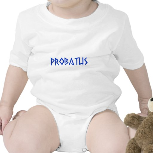 probatus tests approved t-shirt
