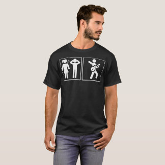 Problem And Solution Ukulele Funny Tshirt