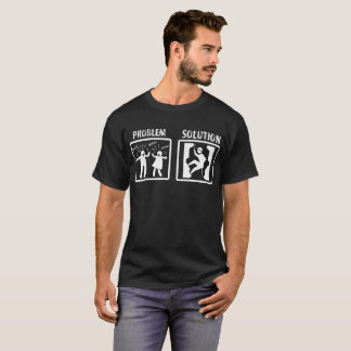 Problem Solution Caving T-Shirt