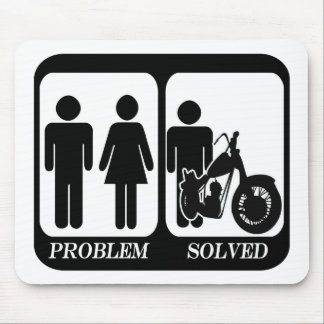 Problem solved motorbike.png mouse pad