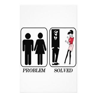 Problem solved ska stationery