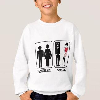 Problem solved ska sweatshirt