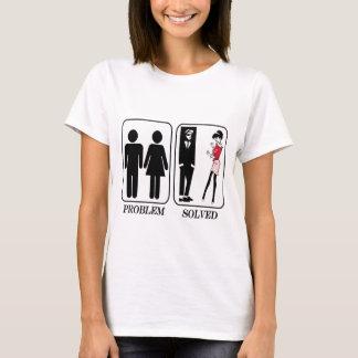 Problem solved ska v3 T-Shirt