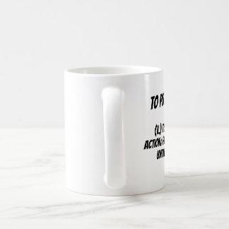 Procaffeinate Coffee Mug