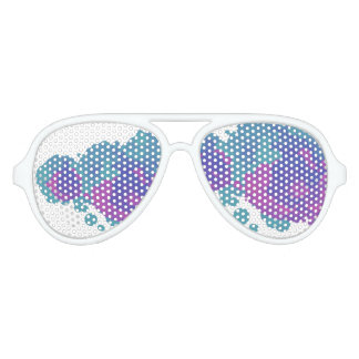 Procedural Shades (Ver1) Party Sunglasses