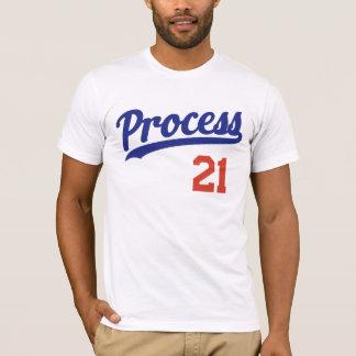 Process Baseball script T-Shirt