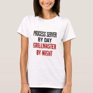 Process Server Grillmaster T-Shirt