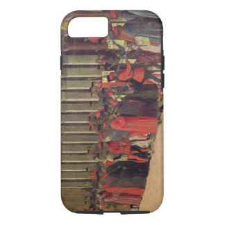 Procession in St. Mark's Square, detail of musicia iPhone 7 Case