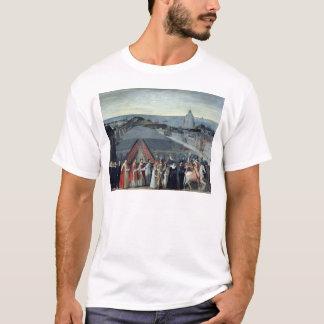 Procession of the Brotherhood of Saint-Michel T-Shirt